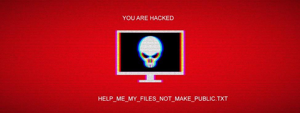 Hakbit Ransom Screen